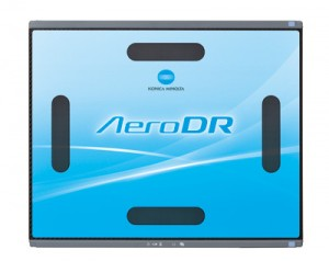 AeroDR® LT with grips