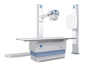 Floor Mounted Digital Radiograhy System