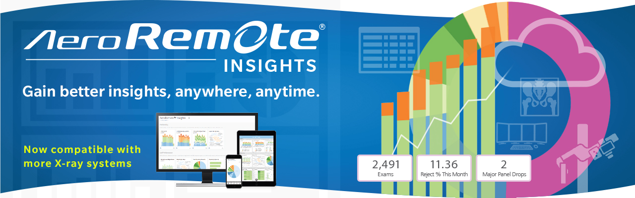 Aeroremote Insights. Gain Better insights anywhere, anytime